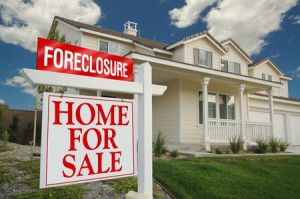 foreclosure and bankruptcy